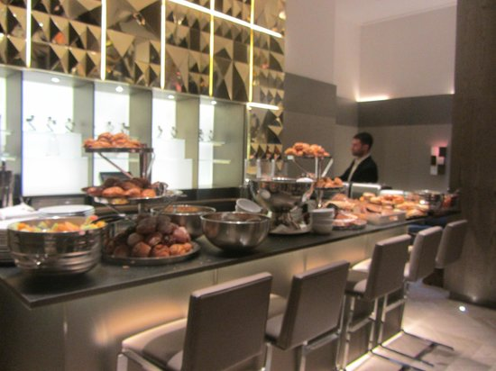 Morgans New York Hotel: Excellent selection