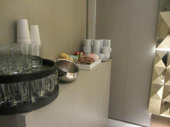 Morgans New York Hotel: Tea facilities