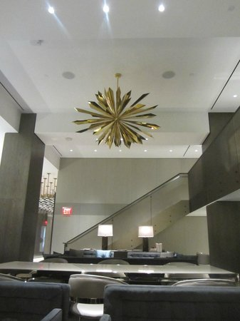 Morgans New York Hotel: Beautiful decor