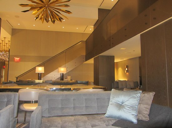 Morgans New York Hotel: Great space in the breakfast room
