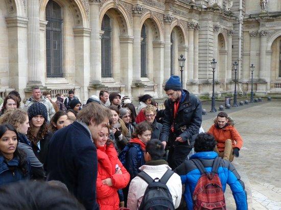 SANDEMANs NEW Europe - Paris: Louvre