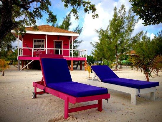 Coco Plum Island Resort: Cabana