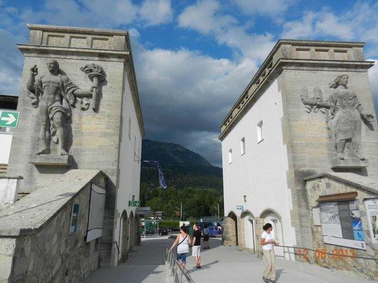 Olympiastadion Eingang