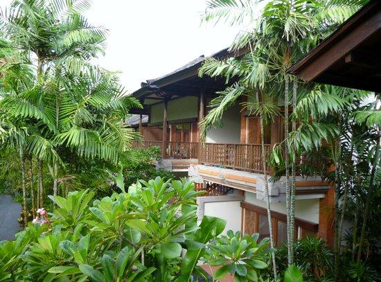 Padma Resort Legian : View from room
