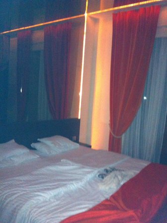 Hotel President: Stanza doppia
