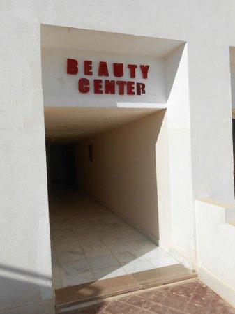 Old Palace Resort: beauty center