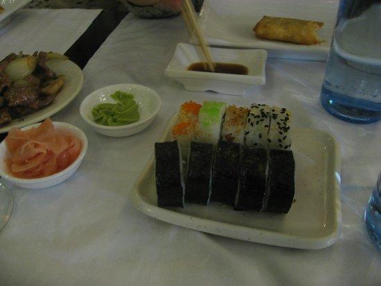 Xake: sushi