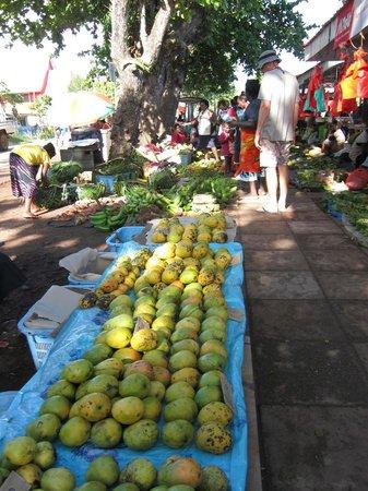 Fatboys Resort: Gizo markets
