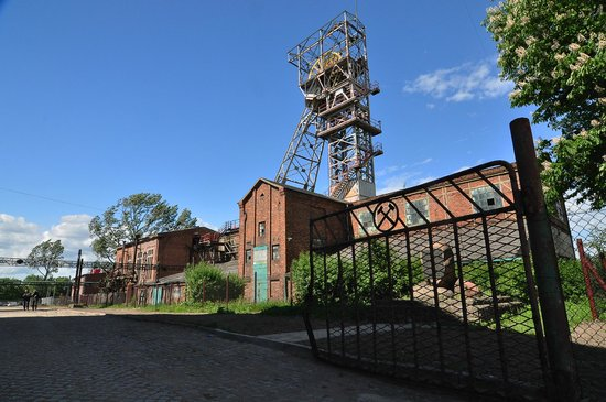 Ignacy Historic Mine