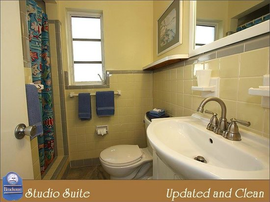 The Beachouse: Studio Suite