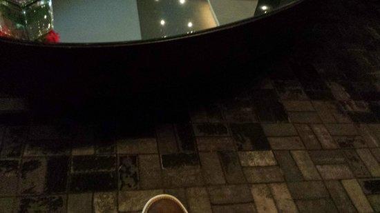 Le Meridien Panama: Just the floor.