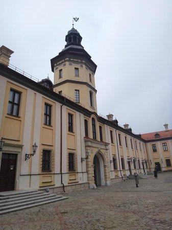 Nesvizh Castle: Дворец Несвижского замка