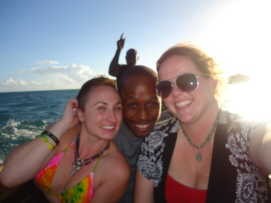 Thriller Tours Jamaica: Miss Andy Man