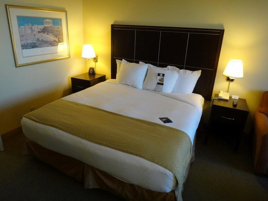 Doubletree by Hilton Hotel Los Angeles - Commerce: Our room