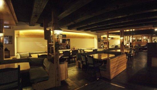 Pizzeria La vecchia Fornace : sala