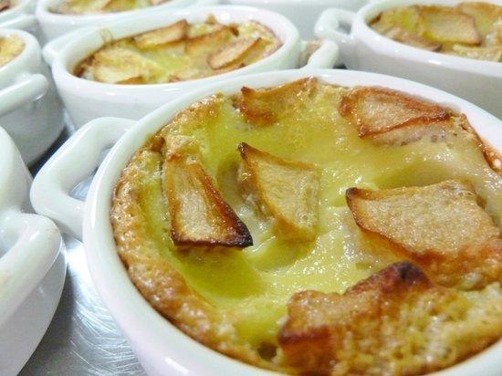 Encuentro Gourmet: the dessert!