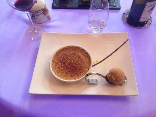 Hotel Brunel Le Rocher Blanc : dessert