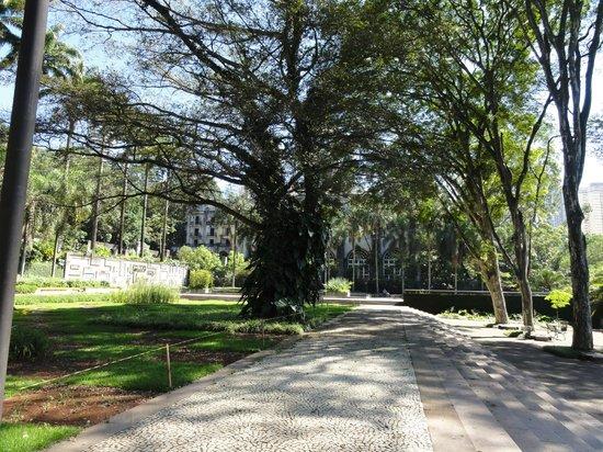 Burle Marx Park: Vista do Parque