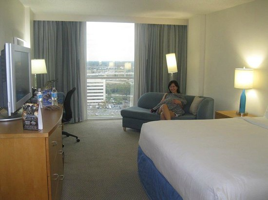 Doubletree By Hilton at the Entrance to Universal Orlando : rm 1844