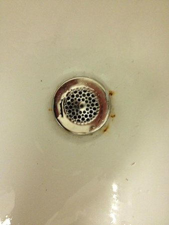 La Quinta Inn Salt Lake City Midvale: Shower/tub drain