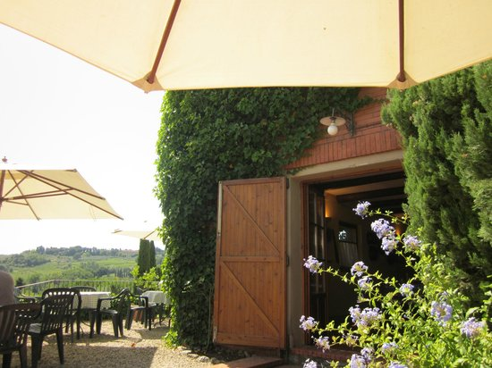 Guardastelle: Winery tour