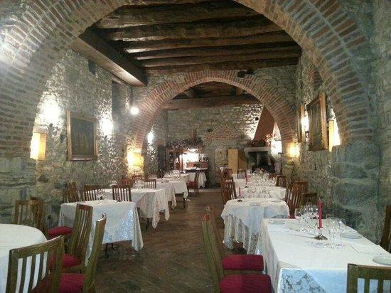 Hotel Castello Di Casiglio: SALA RISTORANTE