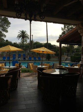 Arizona Inn : the pool