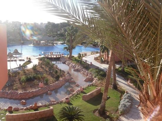 Park Inn by Radisson Sharm El Sheikh Resort: view from balcony