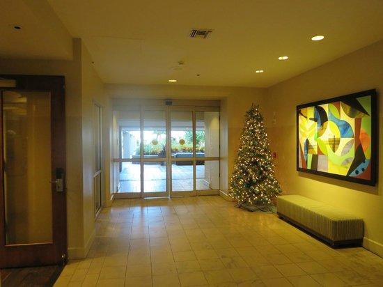 Coronado Island Marriott Resort & Spa: entry