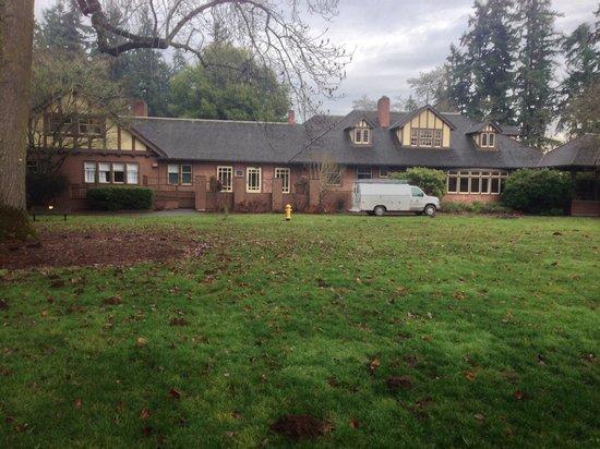 Marymoor Park: Clise Mansion