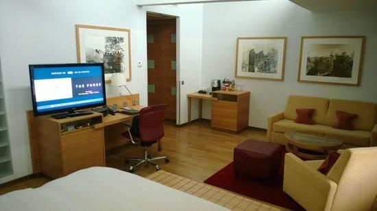 Hilton Cologne : Suite