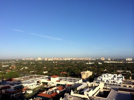 """Sonesta Coconut Grove Miami : A """"city view"""" room"""