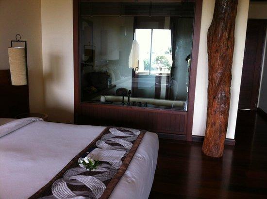 Chantaramas Resort & Spa: intérieur de la chambre