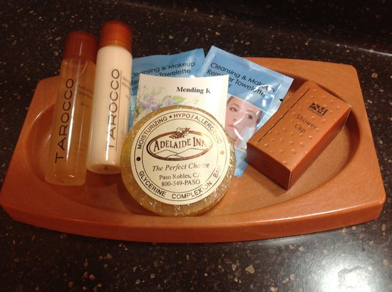 Adelaide Inn: Toiletries