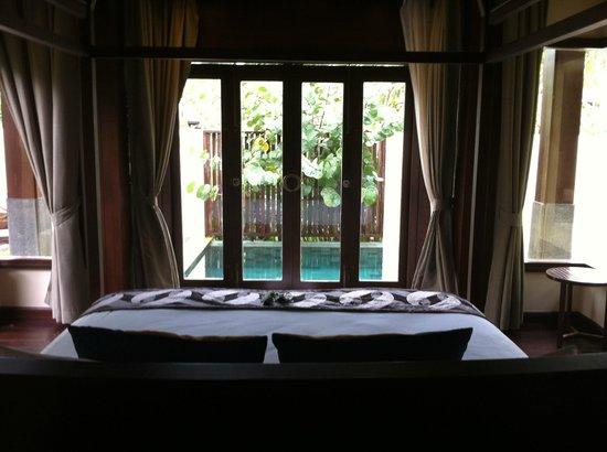 Chantaramas Resort : pool villa