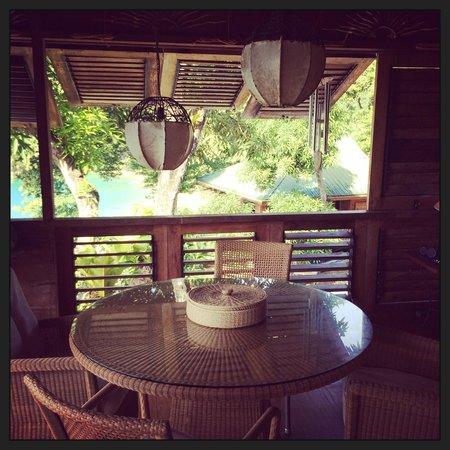 Castara Retreats: View from Birdsong