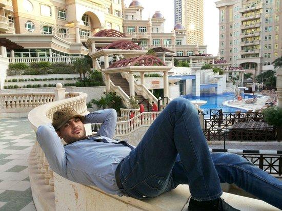 Roda Al Murooj: U can relax anywhere