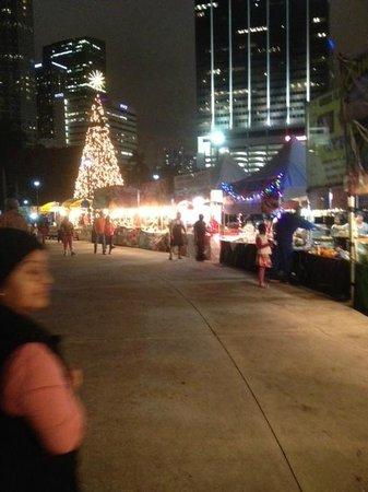 Bayfront Park: Bayside Park Christmas Tree