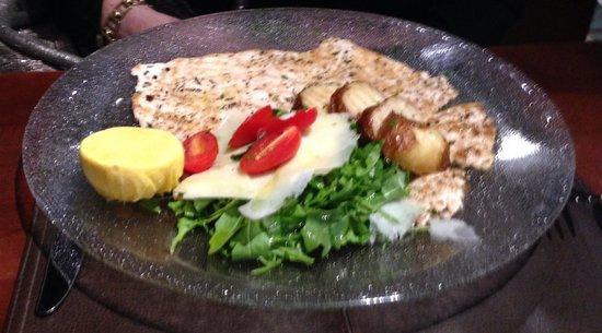 Osteria 177: Chicken dish