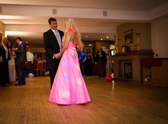 Carlisle Golf Club: The dance floor