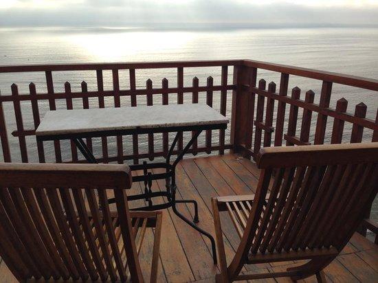 Second Home Peru : balcony