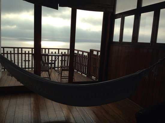 Second Home Peru: in suite hammock and balcony