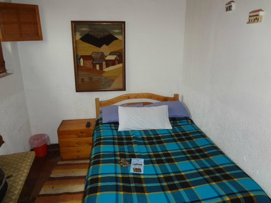 Hostal Sue Candelaria: The private room