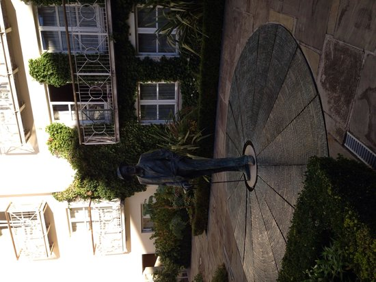 The Merrion Hotel : Gardens at the Merrion