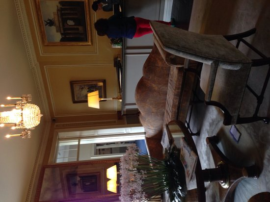 The Merrion Hotel : Lobby at The Merrion