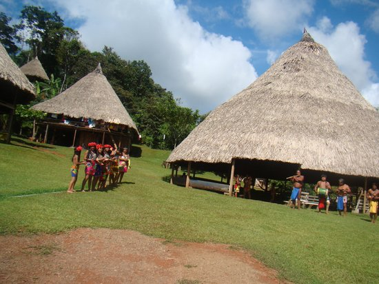 Embera Village Tours & More : Greetings!