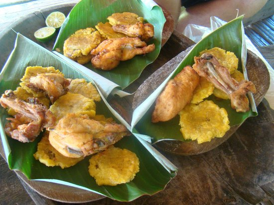 Embera Village Tours & More : Lunch!