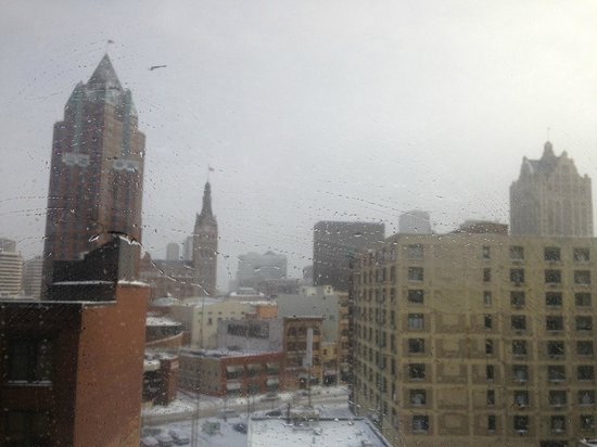 Hyatt Regency Milwaukee: View