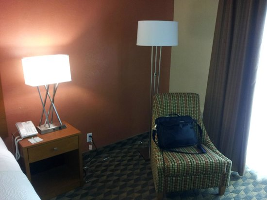 Holiday Inn Coral Gables - University: Side Area/Chair