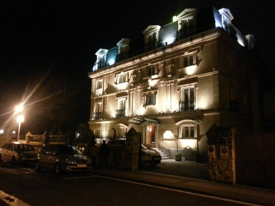 Hotel La Galeria: Vista del edificio